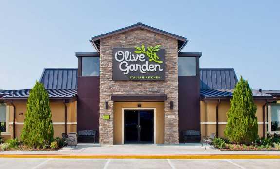 Olive Garden Investors Cut Back On The Breadsticks 90 7