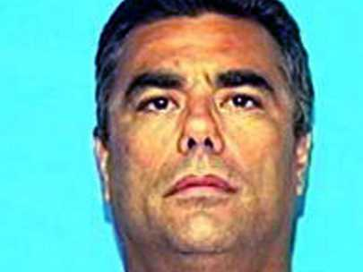 Photo: Don Spirit after his 2001 arrest in Osceola County
