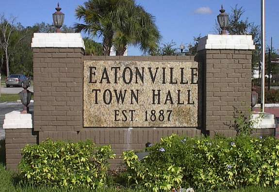 Eatonville is one of 1400 incorporated African-American towns in the country. Photo: Wikimedia Commons.