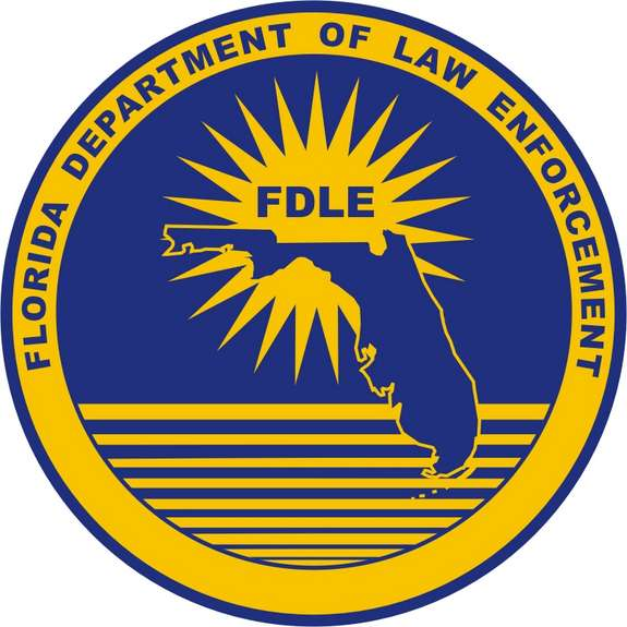 Florida Department of Law Enforcement Logo, fdle.state.fl.us