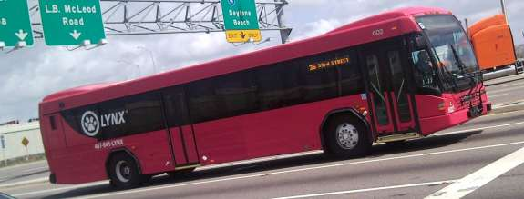 Lynx debuted to new direct routes to Medical City. WMFE rides with one veteran to his doctor's appointment before the faster routes debuted.