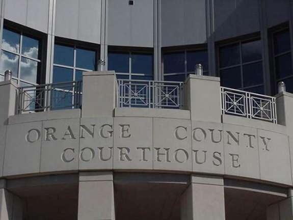 Orange County Courthouse in downtown Orlando. Photo: Gelander.