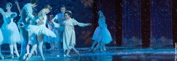 "An Orlando Ballet performance of ""The Nutcracker."" Photo: Brett Reighn"