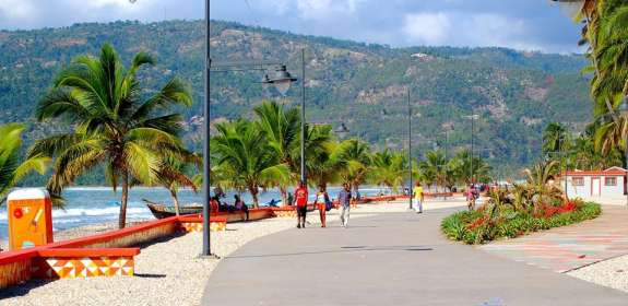 Haiti's tourism minister says the island's infrastructure is slowly improving due in part to ex-pats in Central Florida. Photo: Wikimedia Commons.