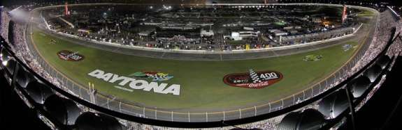 Photo: Daytona International Speedway