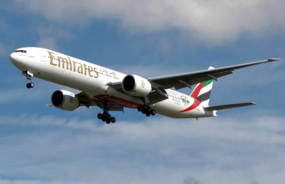 Emirates expects the daily flights to open Central Florida to business opportunities in Asia and Africa. Photo: Wikimedia Commons.