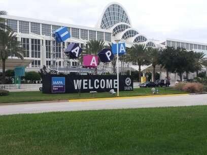 The Orange County Convention Center. Photo: Matthew Peddie, WMFE