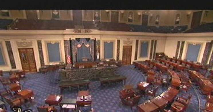 File Photo: U.S. Senate Chamber