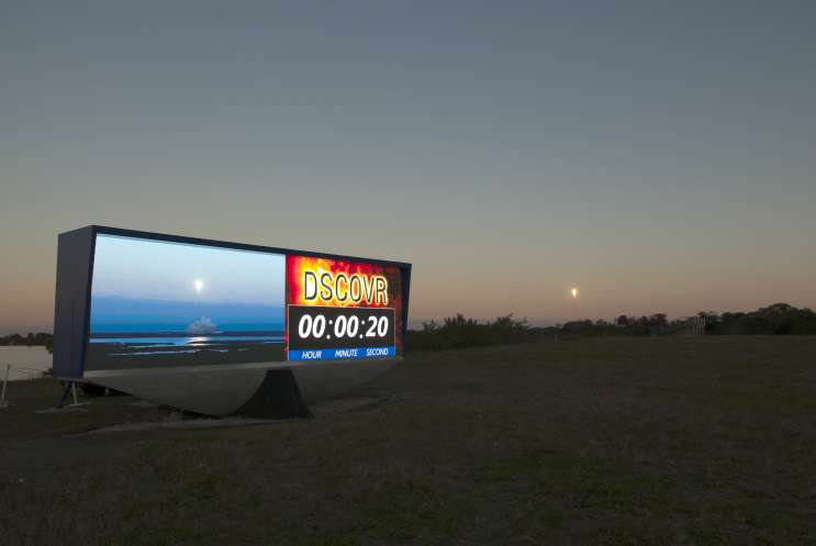 Is enough being done to promote rocket launch tourism on the Space Coast? Image: NASA/Frankie Martin