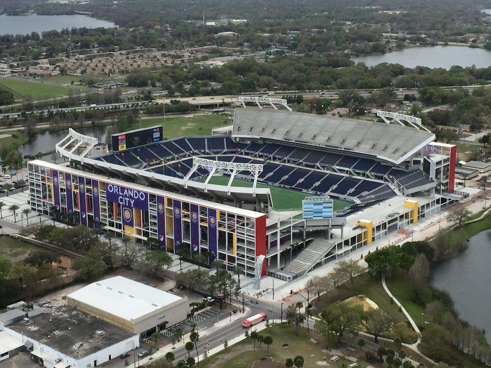 Camping World Stadium. Photo by Kitch
