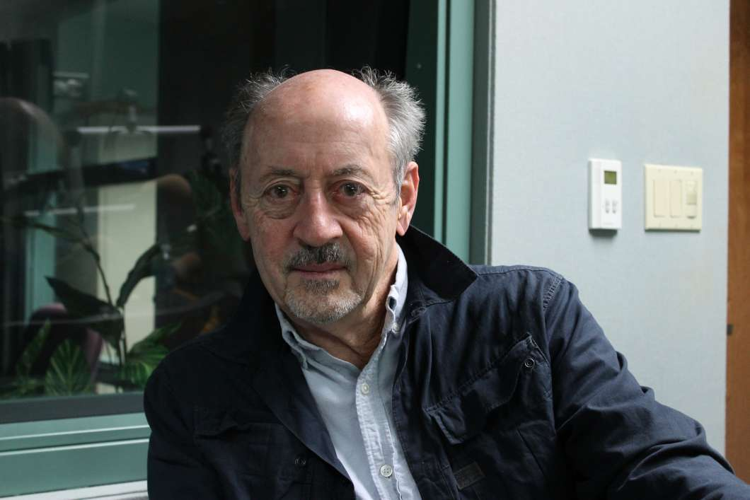 Billy Collins. Photo: Matthew Peddie, WMFE