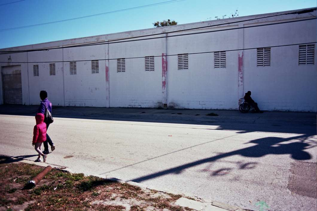 Parramore was once a hub for juvenile arrests in Orange County, but now delinquency has heightened in other areas. Photo: Joey Roulette.