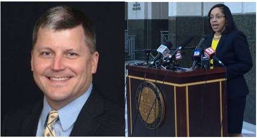"""Stan McCullars has resigned over writing on Facebook that 9th circuit state attorney Aramis Ayala, Florida's first black state prosecutor, """"should be tarred and feathered if not hung from a tree."""" Photo: Facebook."""