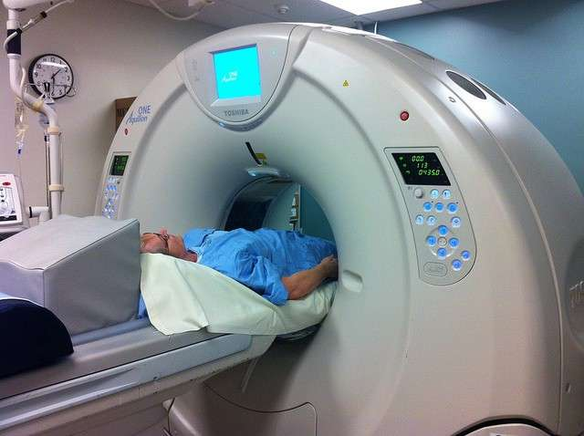 A new test can determine whether a patient with a concussion needs a CT scan. Doctors in Florida are using a special skull cap called Optune and electric currents to treat patients with an aggressive form of brain cancer. Photo: Flickr Creative Commons