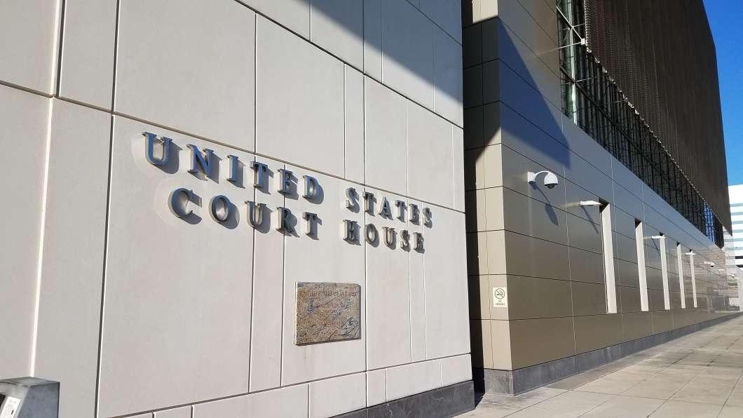 The Noor Salman trial wraps up this week. Photo: Brendan Byrne