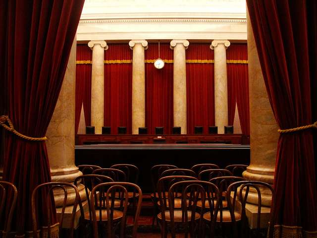 Who will Supreme Court Justice Kennedy's replacement be? Photo: Flickr Creative Commons