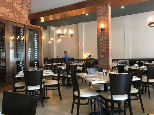 Interior of Meza. Photo: Scott Joseph Orlando Restaurant Guide