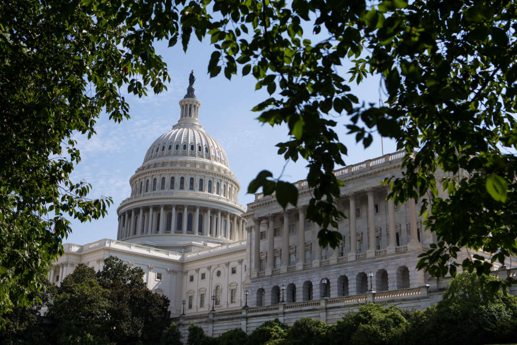 The United States Capitol, pictured Aug. 3, 2017. (Photo: Liam James Doyle/NPR)