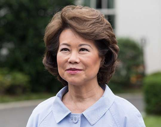 Elaine Chao will be the featured speaker at tonight's ceremony. Photo: Flickr Creative Commons