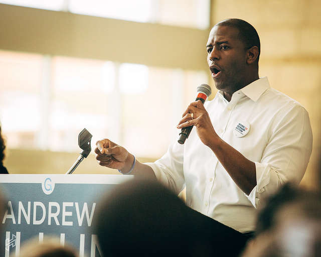 The joy and pride black Floridians felt about Gillum's candidacy was palpable during two Election Day parties at Florida A&M -- the state's only public historically black university. Photo: Flickr Creative Commons