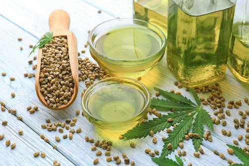 The use of CBD oil, one of the most popular medical byproducts of the plant, however, is still illegal under federal law. Photo: Flickr Creative Commons