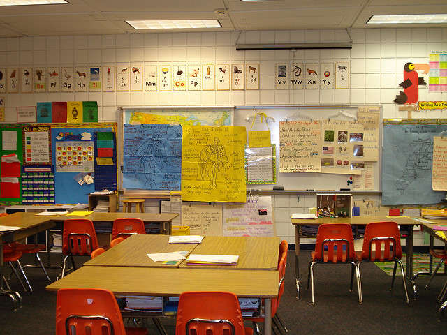 Halfway through the school year, many public schools in the state are still lacking staff in crucial positions. Photo: Flickr Creative Commons