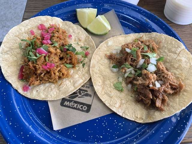 MX Taco photo courtesy of Scott Joseph's Orlando Restaurant Guide