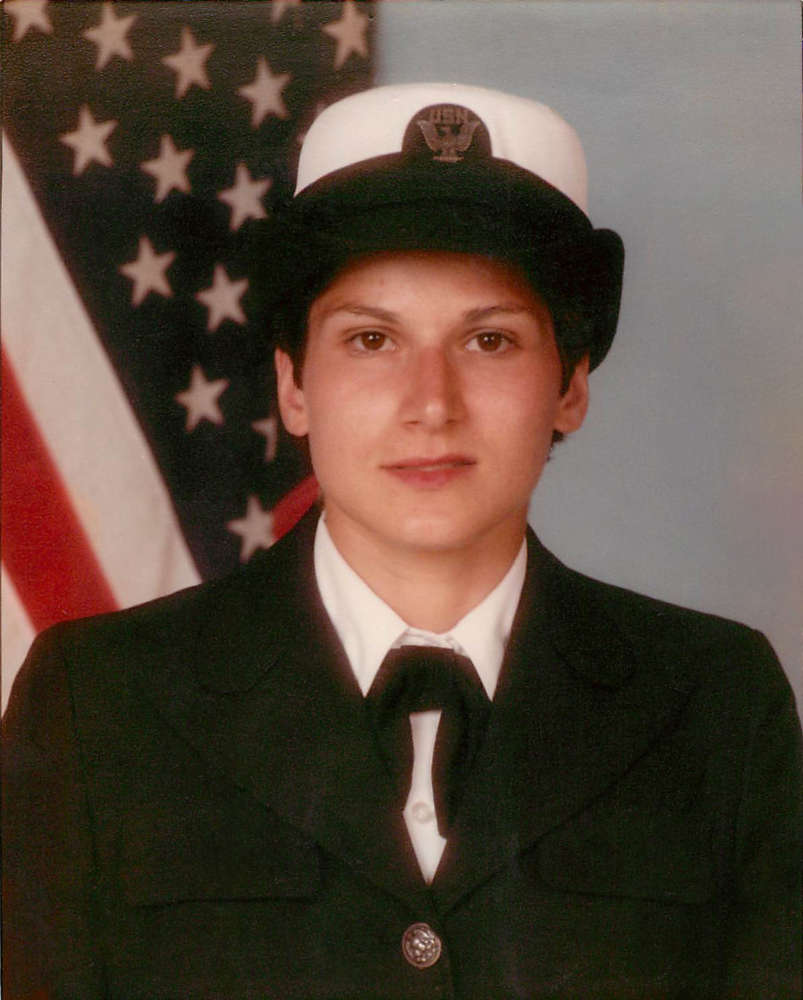 Pamela Cahanes was a Navy recruit finishing basic training in Orlando when she was killed 34 years ago. A suspect was just charged in her murder.