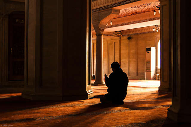 Imam Tariq Rasheed of the Islamic Center of Orlando says the mosque's security committee met to discuss renovating safety measures they alrady had in place before the shooting. Photo: Flickr Creative Commons