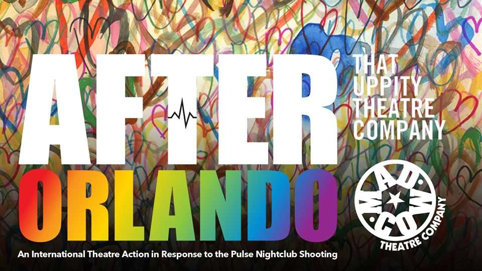 """Photo courtesy of Mad Cow Theatre's Facebook event page for """"After Orlando"""""""
