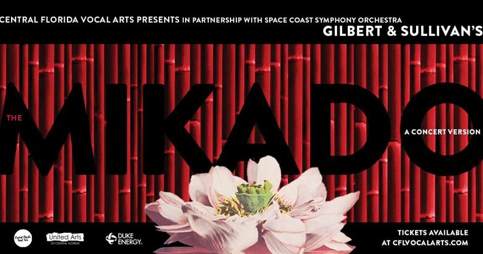 """Photo courtesy of """"The Mikado, A Concert Version"""" Facebook event page"""
