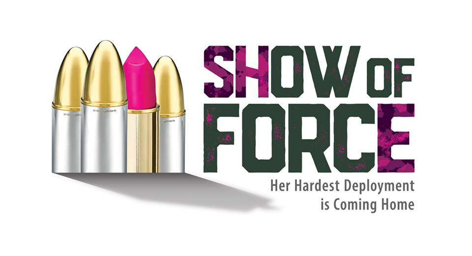 "Image of logo used by the play ""Show of Force"" courtesy of Seminole State College Center for Fine & Performing Arts Facebook page. ""Show of Force"" is one of four plays featured in the ""Fringe of the Fringe"" event."