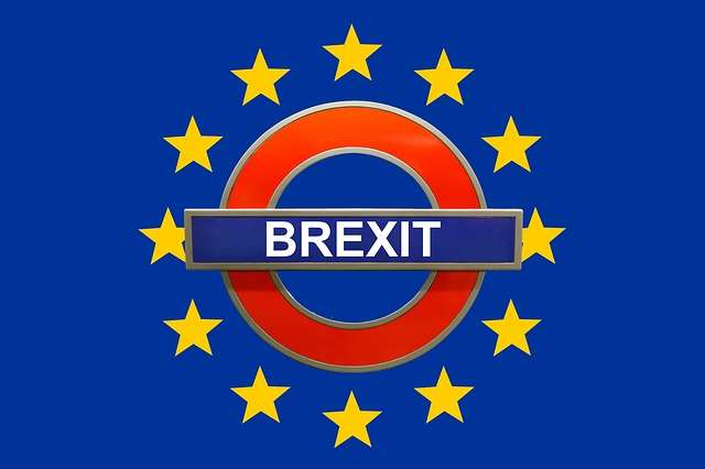 Brexit graphic by Pete Linforth courtesy of Pixabay
