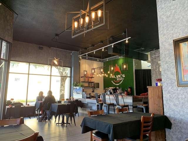 Photo of El Vic's Kitchen courtesy of Scott Joseph's Orlando Restaurant Guide