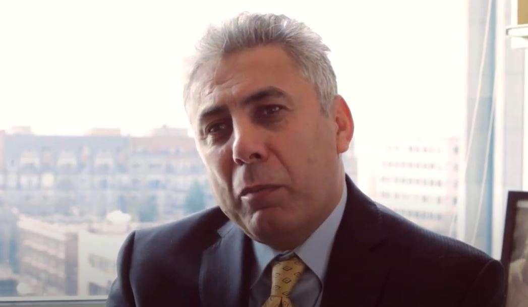 Dr. Ali Mokdad. Image; Institute for Health Metrics and Evaluation.