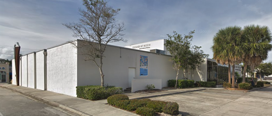 The Foosaner Art Museum in Melbourne will close July 1. Photo: Google Maps