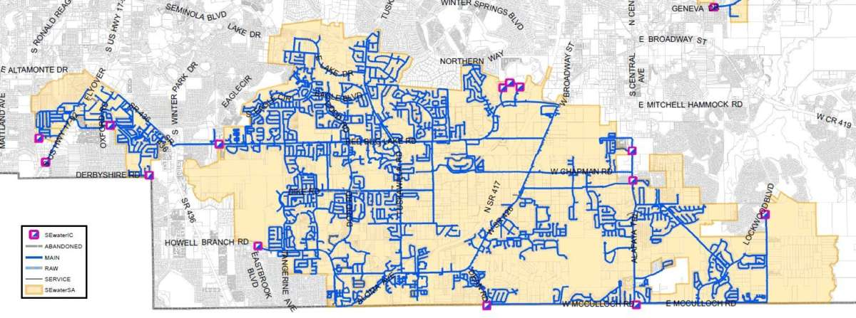 Some Seminole County residents will remain under a boil water notice at least until Wednesday.