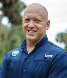 Noah Valenstein. Photo courtesy the Florida Department of Environmental Protection