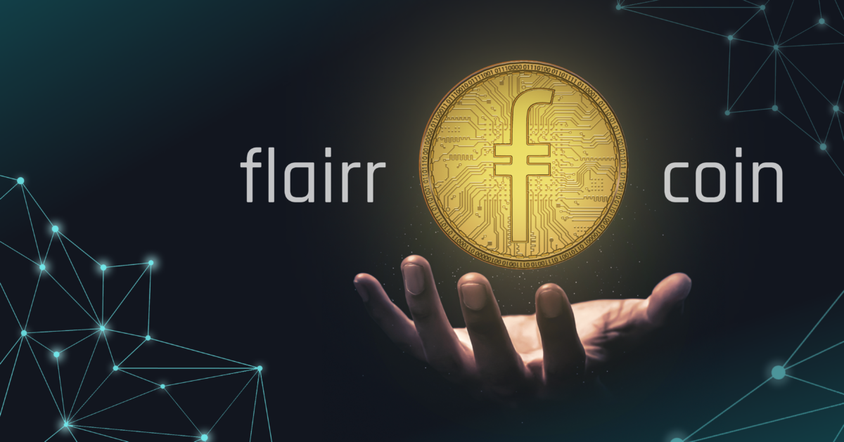 FlairrCoin/Courtesy of Ray Aria, FlairrLabs CEO