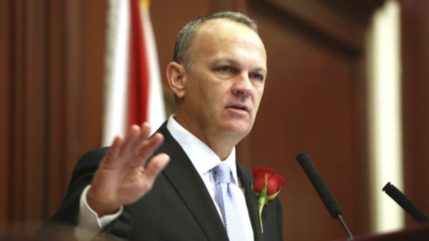 Florida Education Commissioner Richard Corcoran received a letter from the Biden administration that said the state's plan to use federal money to give teachers bonuses may conflict with guidelines on how that money is to be used. (photo: Wikimedia Commons)