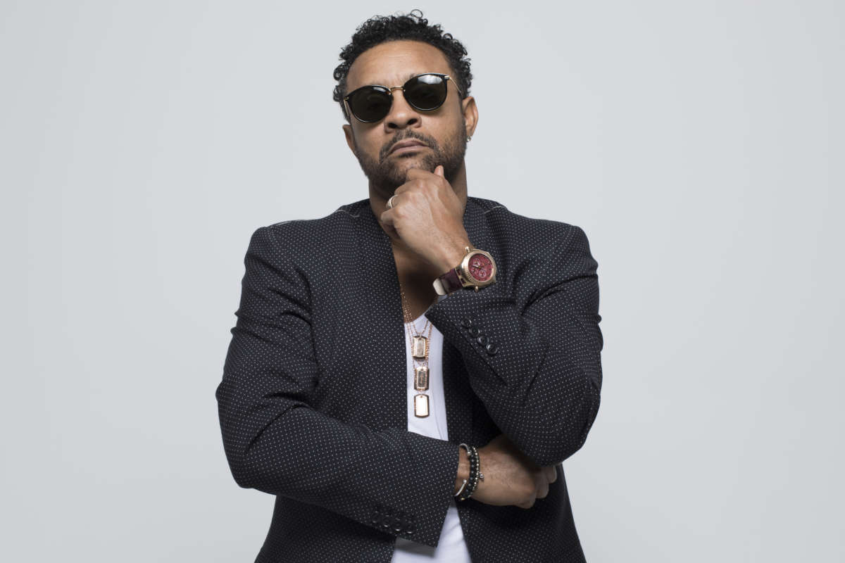 Reggae Superstar Shaggy is teaming up with rapper Flo Rida for a free concert at the Hard Rock Universal.(photo by: Jonathan Mannion)