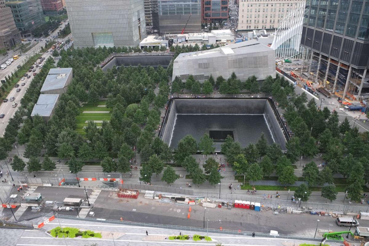 9/11 Memorial and Museum. Photo: Paul Sableman