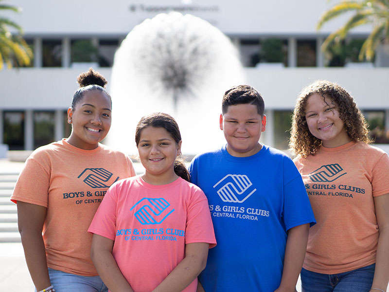 Photo: Boys & Girls Clubs of Central Florida